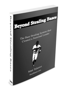 steal bases book